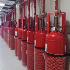 سیستم گازی FM200