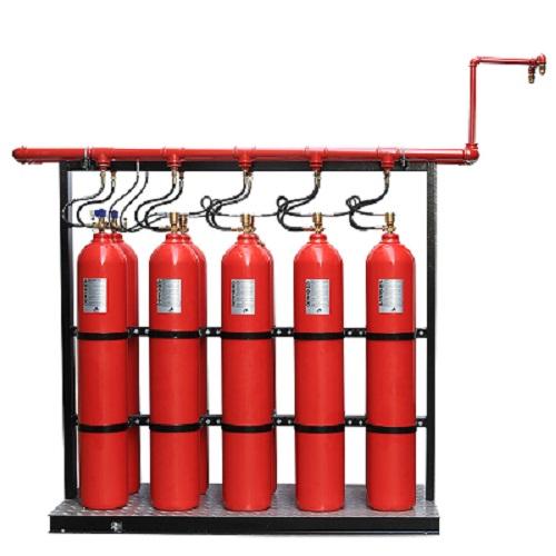 سیستم گازی co2