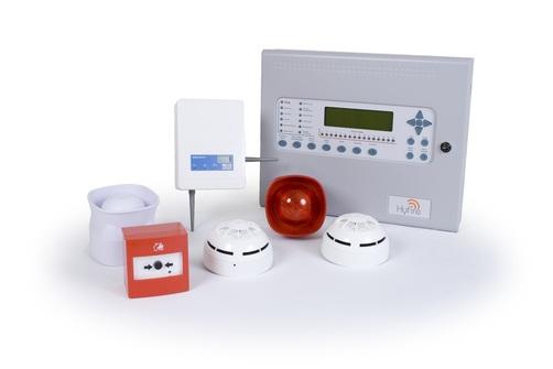 سیستم اعلام حریق بیسیم (wireless)